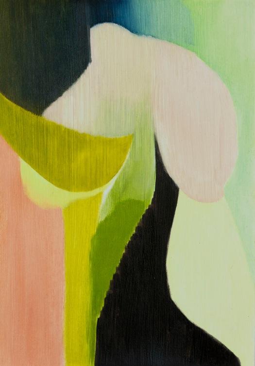 Suzanne Day-Pterostylis Banksii 4