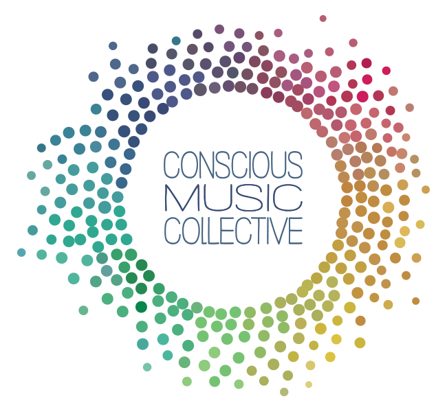 Conscious Music Collective brandmark